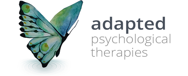 adapted psychological therapies