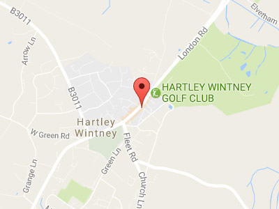 therapy hartley wintney